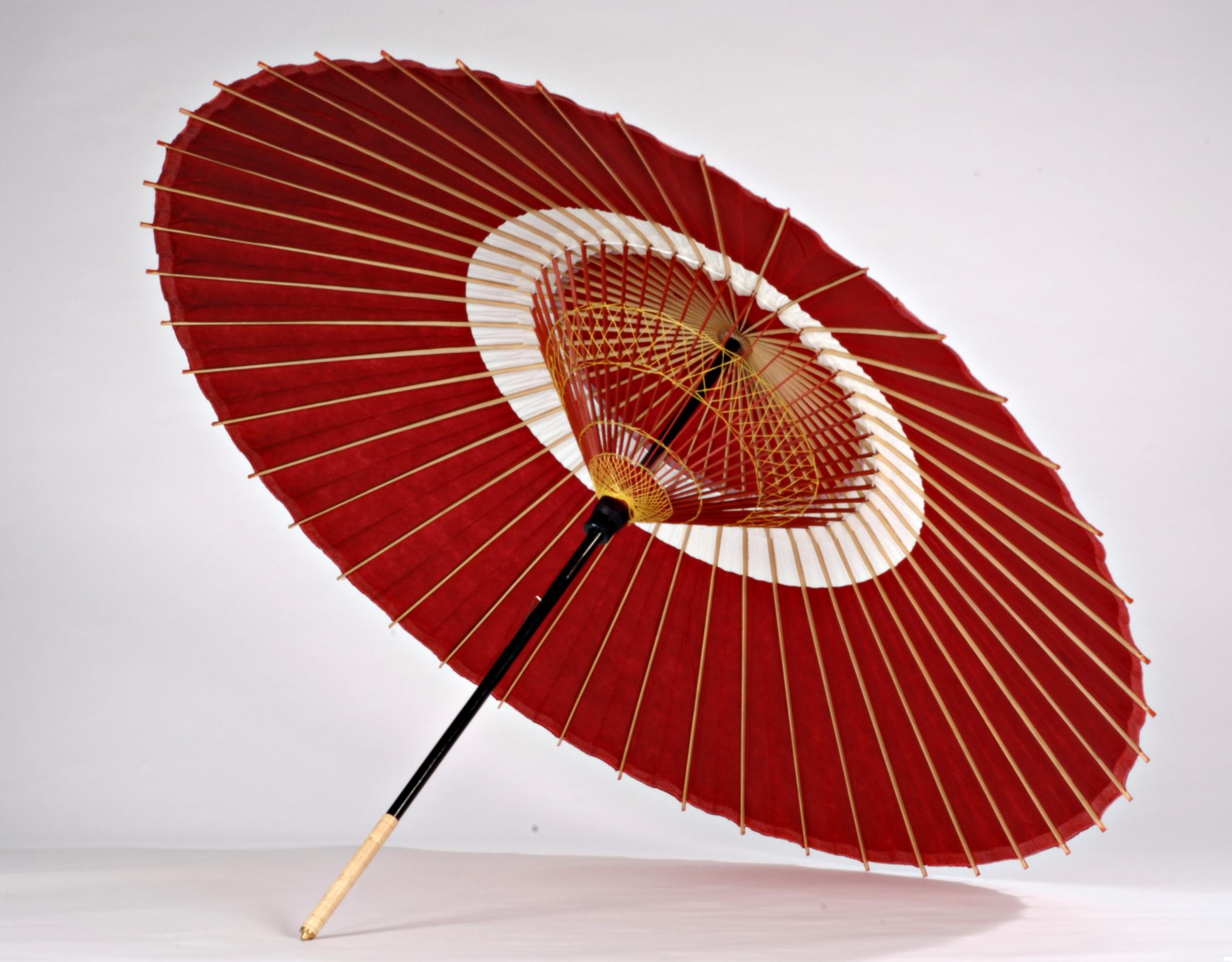 Japanese Parasol Dance