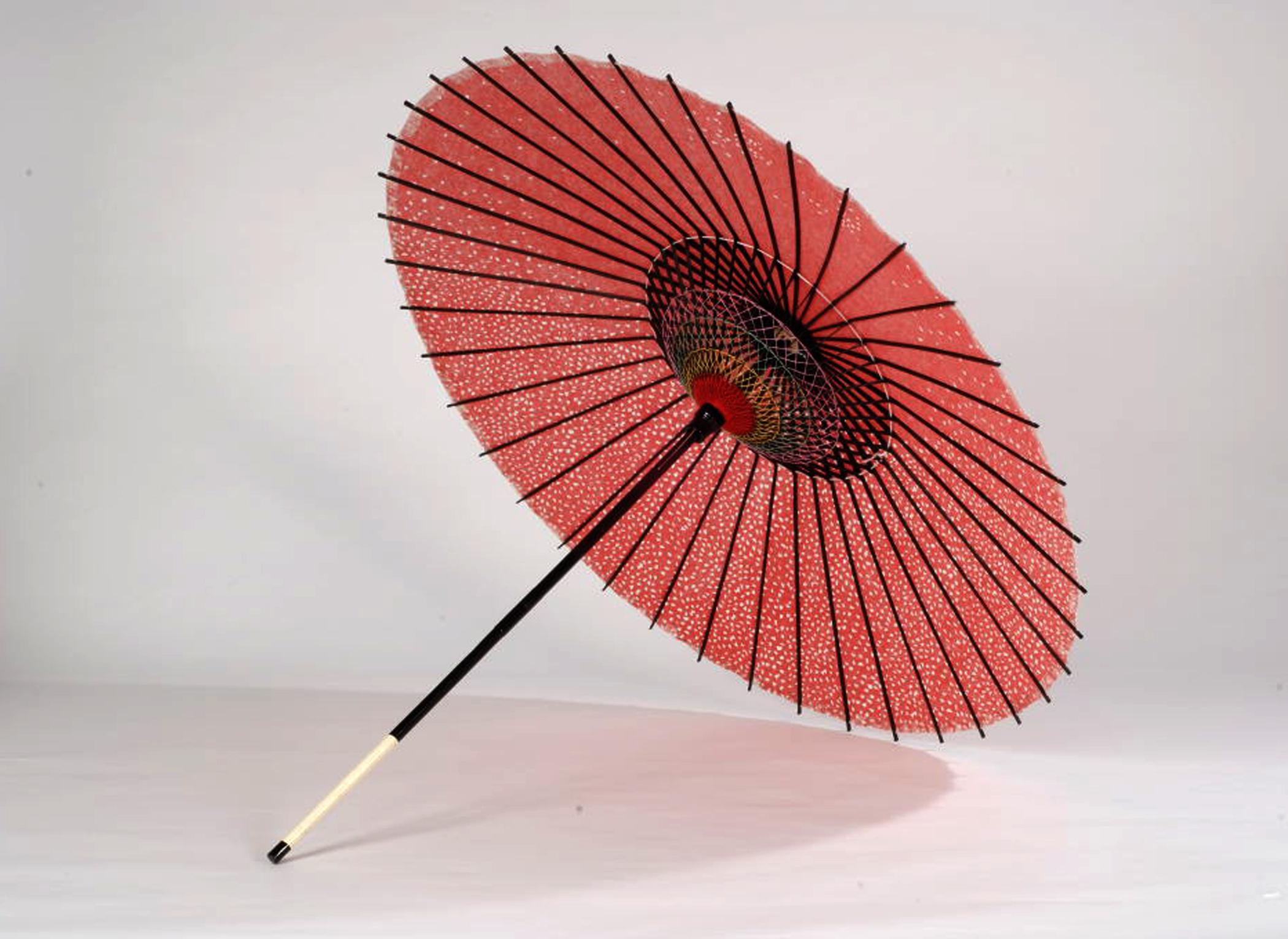 Japanese Parasol Dance - YouTube