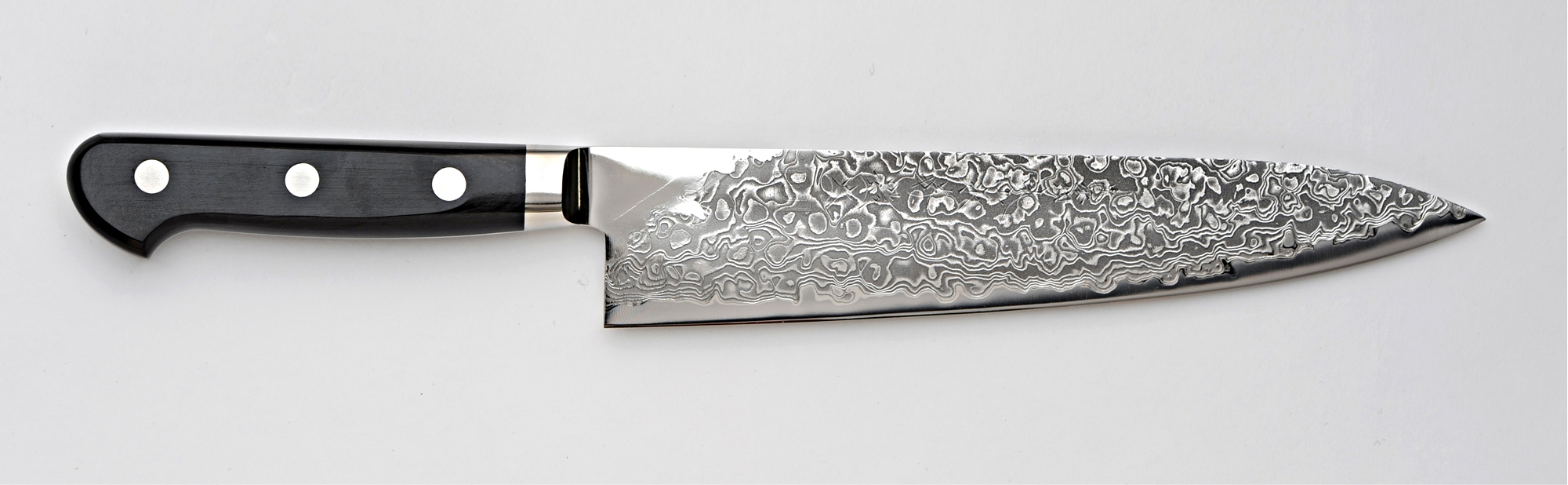 R2 Damascus Chef S Kitchen Knife 210mm Unique