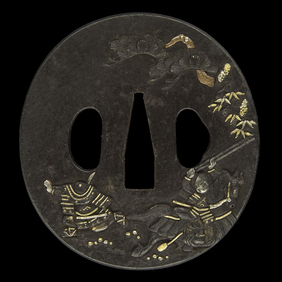 UJKA008 - A TANBA NO KAMI YOSHIMICHI WAKIZASHI (UNIQUE JAPAN)