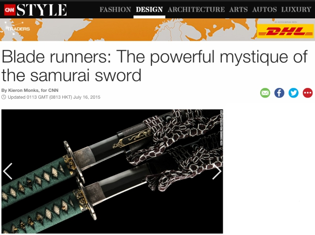 7 Points to Consider when Choosing Your Japanese Sword