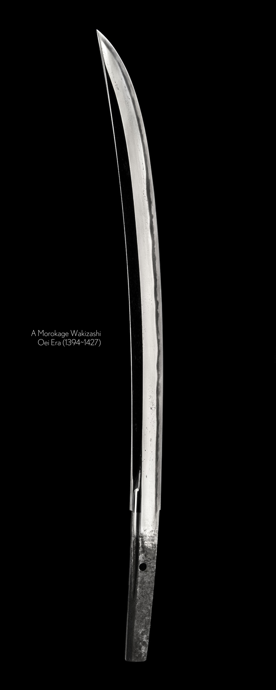 A Morokage Wakizashi from Unique Japan