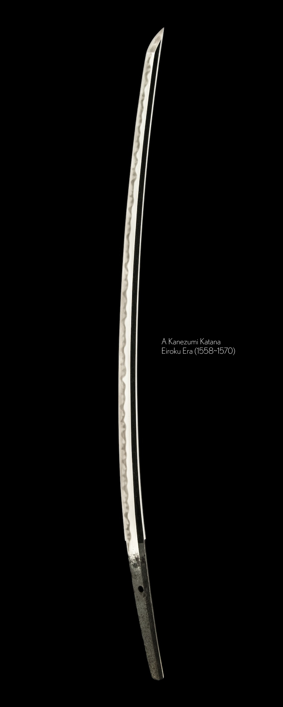 A Kanezumi Katana from the Eiroku Era
