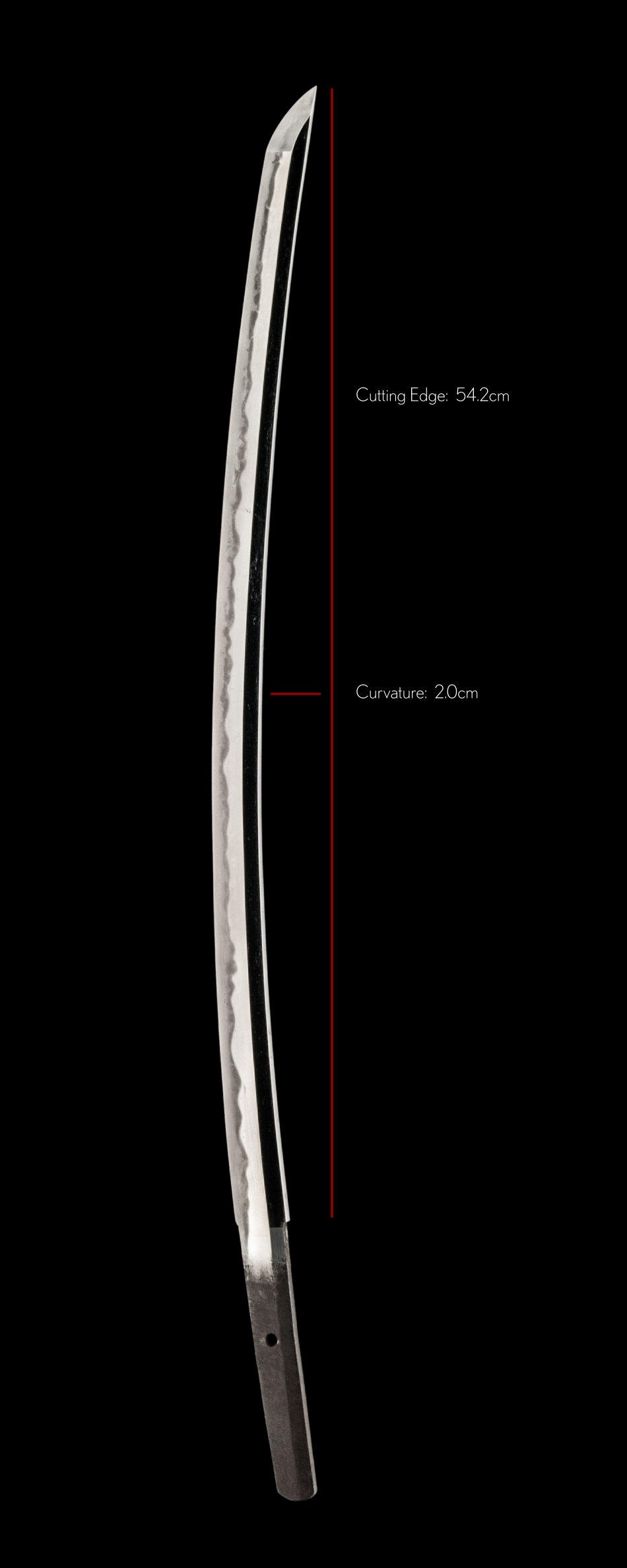 A Harumitsu Wakizashi Tensho Era Specs (1573-1592) copyright Unique Japan