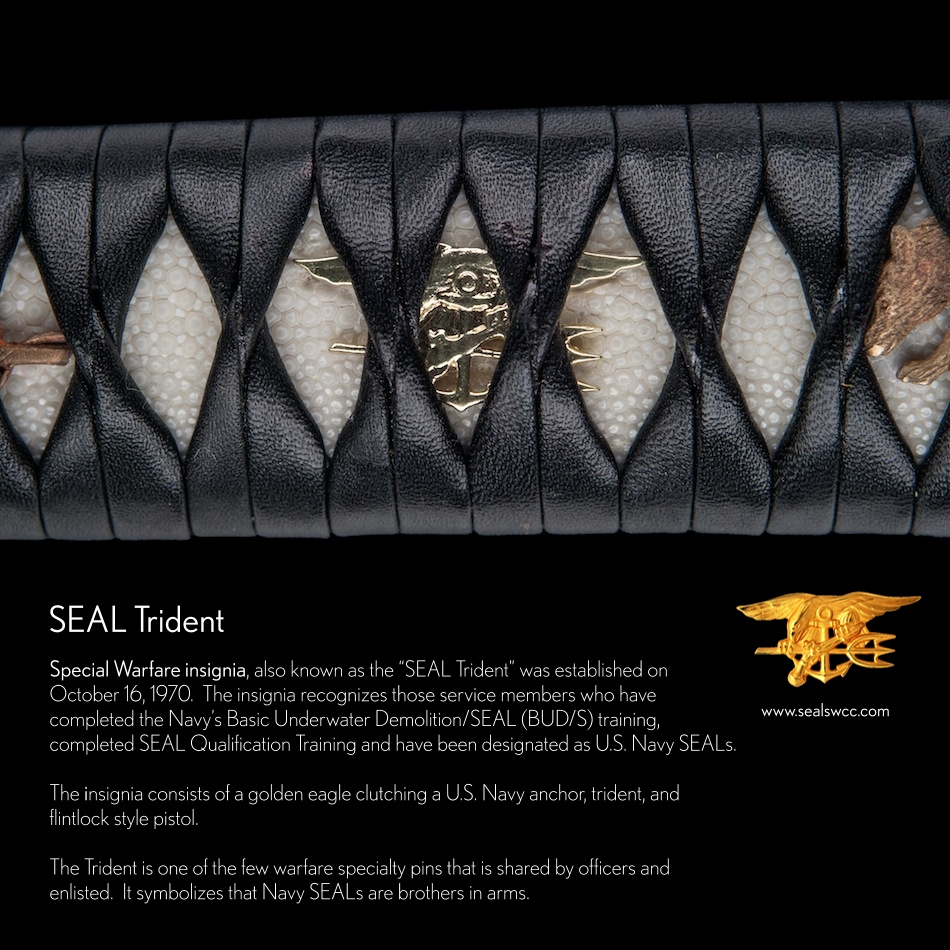 SEAL Trident - Special Warfare insignia