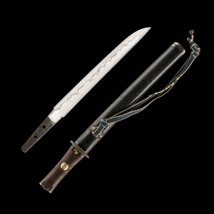 A Tomoshige Tanto Presentation - Unique Japan