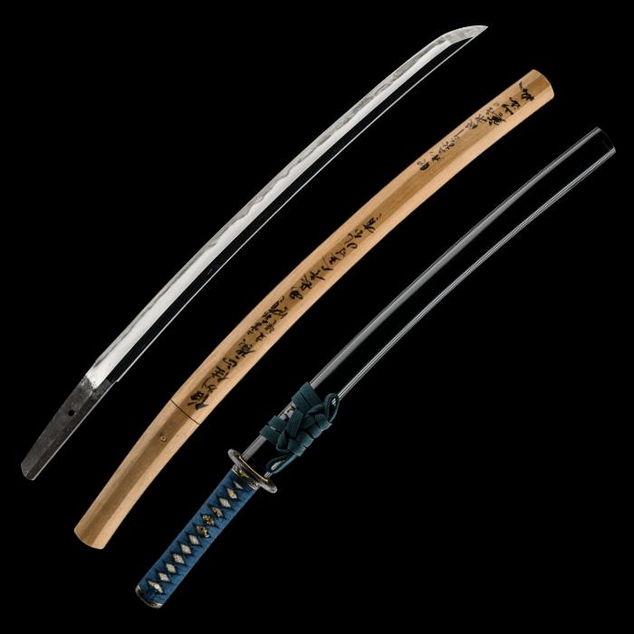 A Masahiro Wakizashi Bunroku era 1592-1596 Intro