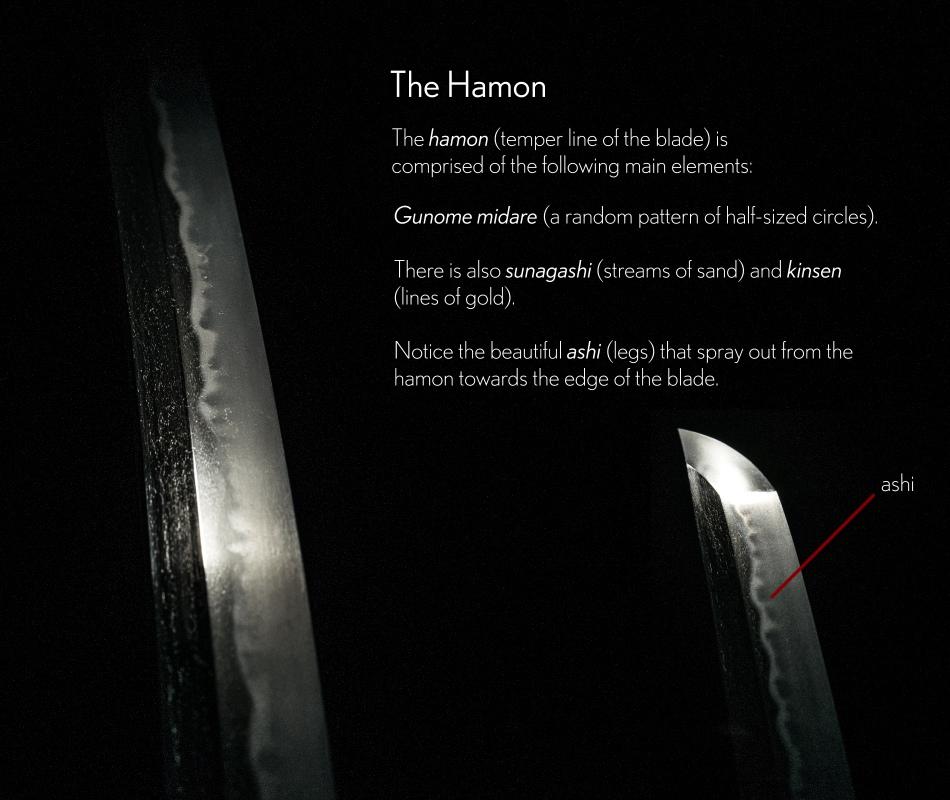 Yamato no Daijo Masanori Hamon