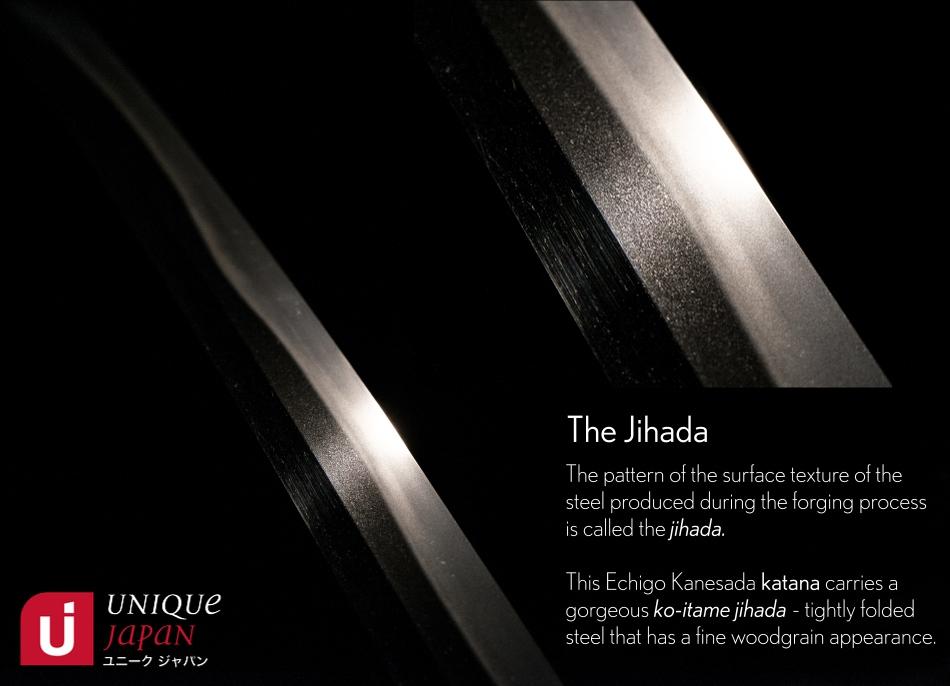 Ko-Itame Jihada Body Example