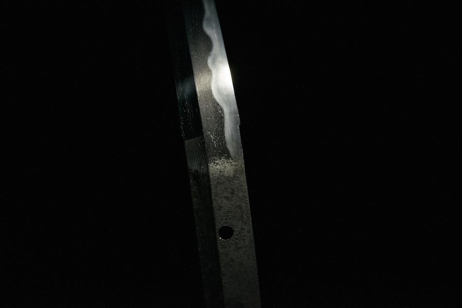 ujka138 Yamato Shizu Katana Hamon-187