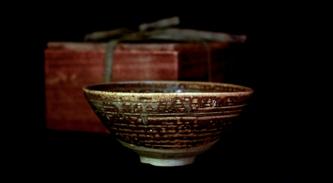 18th centuryJapanese tea bowl