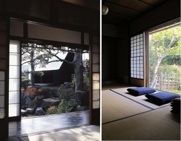 Japanese tea house sukiya